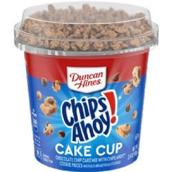 Chips Ahoy Cake Cup | Duncan Hines | American | Buy Online | UK | Europe